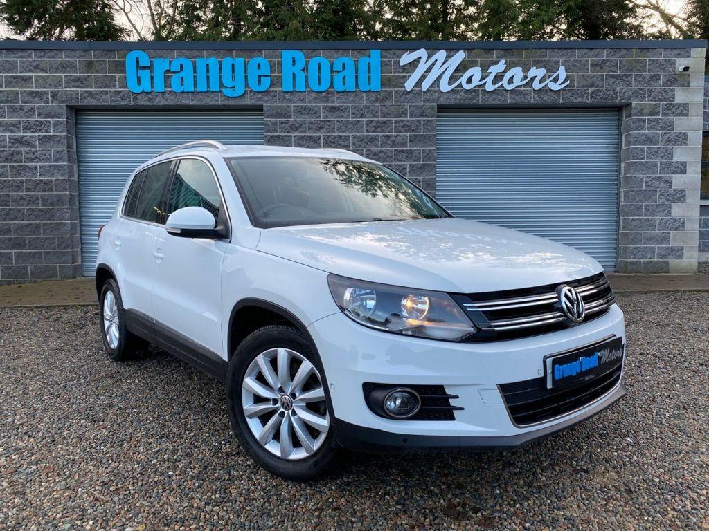 2015 Volkswagen Tiguan 2.0 MATCH TDI BLUEMOTION TECHNOLOGY Diesel Manual  – Grange Road Motors Cookstown