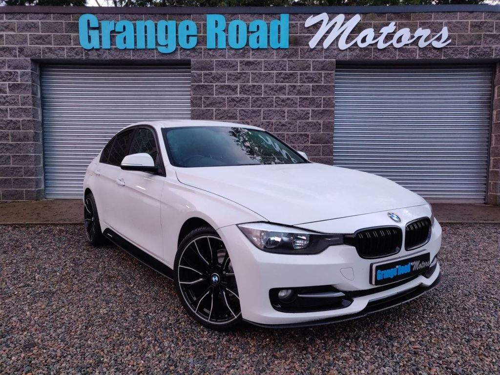 2012 BMW 3 Series 2.0 320D SPORT Diesel Manual  – Grange Road Motors Cookstown
