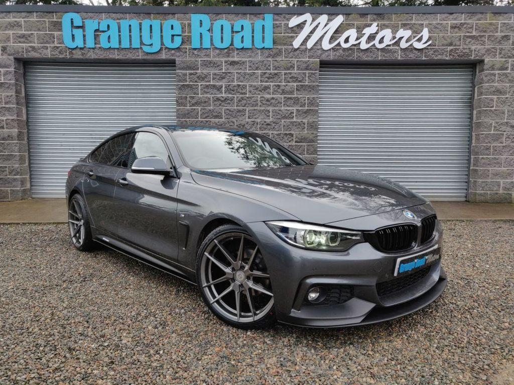2017 BMW 4 Series 2.0 420D M SPORT GRAN COUPE Diesel Automatic  – Grange Road Motors Cookstown