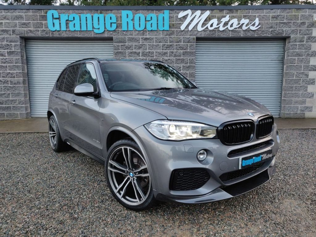 2015 BMW X5 3.0 XDRIVE30D M SPORT   *M-PERFORMANCE SYYLING* Diesel Automatic  – Grange Road Motors Cookstown