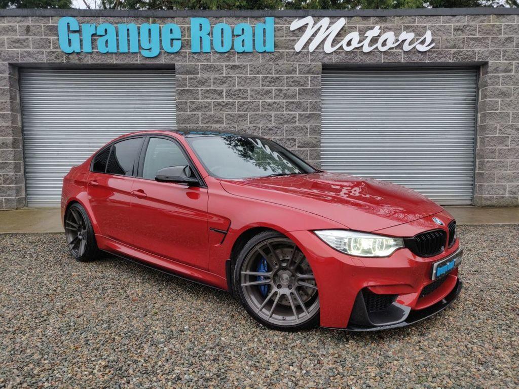 2015 BMW M3 3.0 Petrol Semi Auto  – Grange Road Motors Cookstown