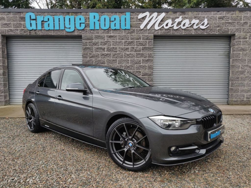 2013 BMW 3 Series 2.0 320D SPORT Diesel Automatic  – Grange Road Motors Cookstown