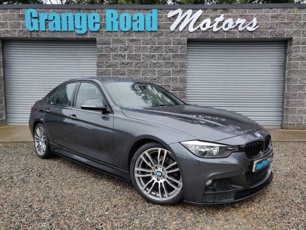2013 BMW 3 Series 3.0 330D M SPORT Diesel Automatic  – Grange Road Motors Cookstown