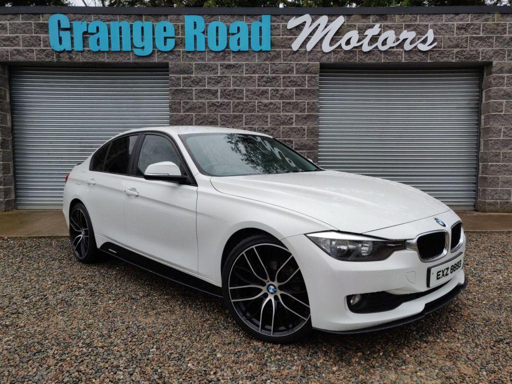 2013 BMW 3 Series 2.0 318D SE Diesel Manual  – Grange Road Motors Cookstown