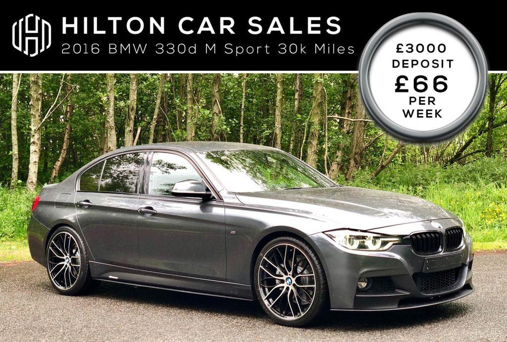 2016 BMW 3 Series 3.0 330D M SPORT Diesel Automatic  – Hilton Car Sales Ballymena