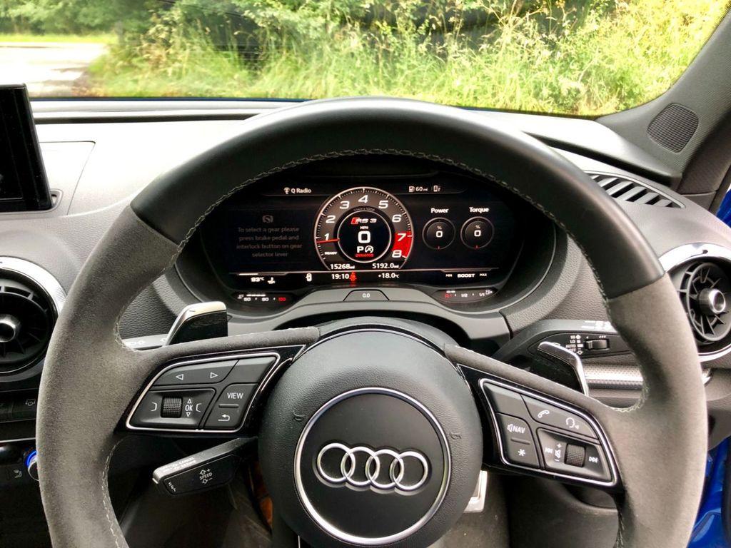 2017 Audi A3 2.5 RS 3 QUATTRO Petrol Semi Auto  – Hilton Car Sales Ballymena full