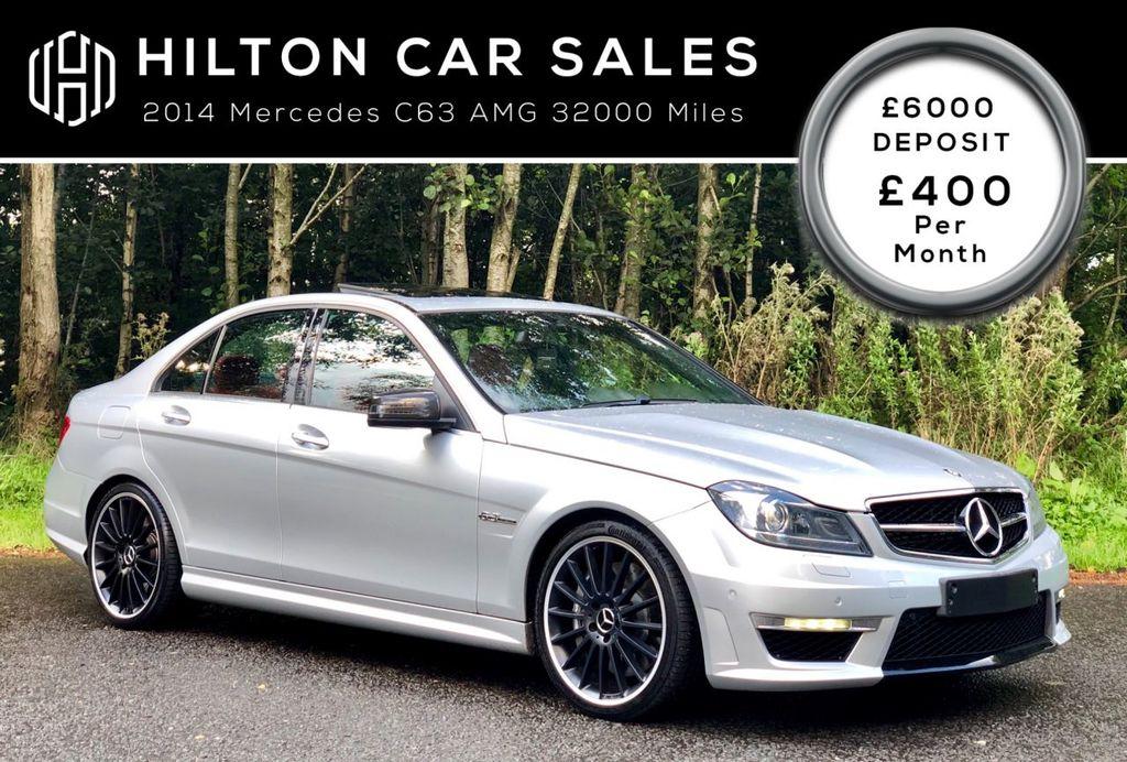 2014 Mercedes-Benz C Class 6.2 C63 AMG Petrol Automatic  – Hilton Car Sales Ballymena