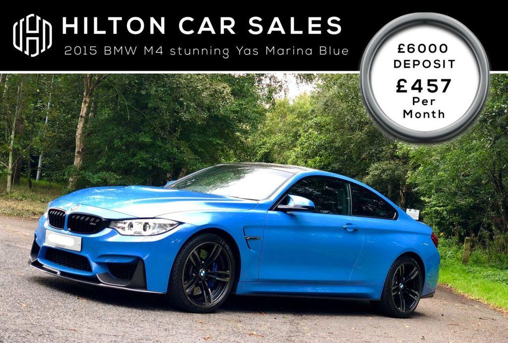 2015 BMW M4 3.0 Petrol Semi Auto  – Hilton Car Sales Ballymena