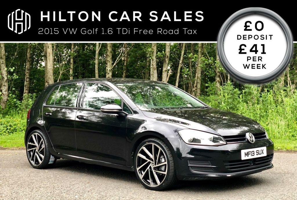 2015 Volkswagen Golf 1.6 TDI BLUEMOTION TECHNOLOGY Diesel Manual  – Hilton Car Sales Ballymena