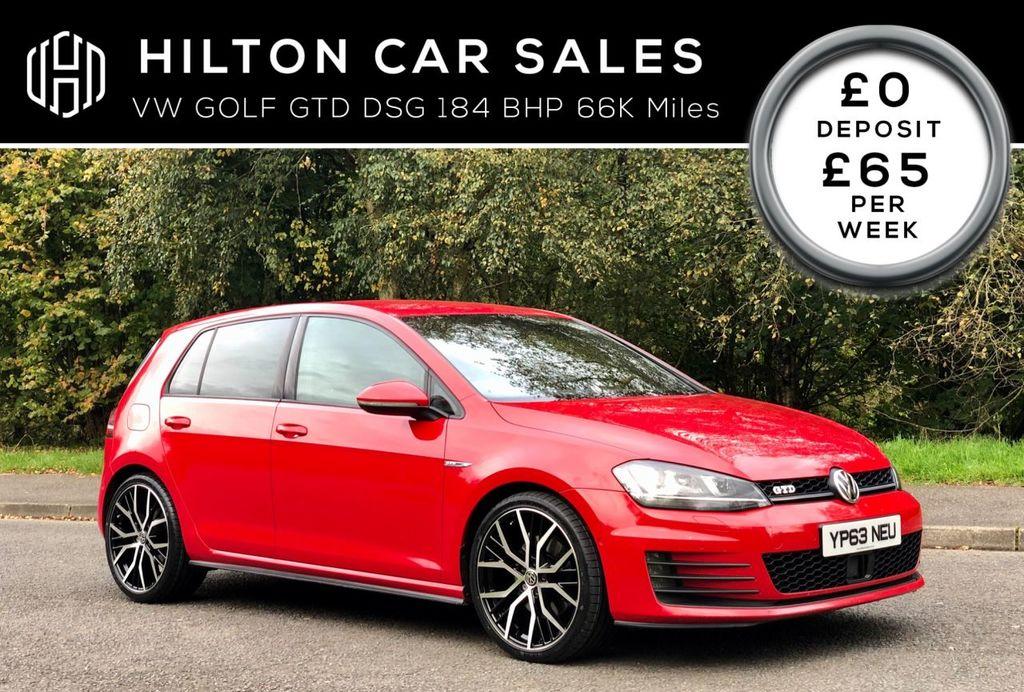 2013 Volkswagen Golf 2.0 GTD DSG Diesel Semi Auto  – Hilton Car Sales Ballymena