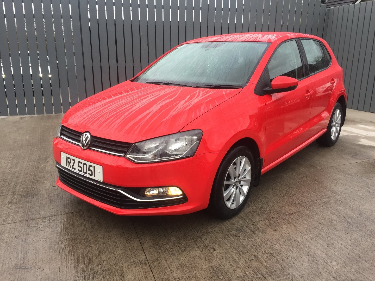 2014 Volkswagen Polo 1.0  75  SE  5dr Petrol Manual  – JF Car Sales Ballymoney