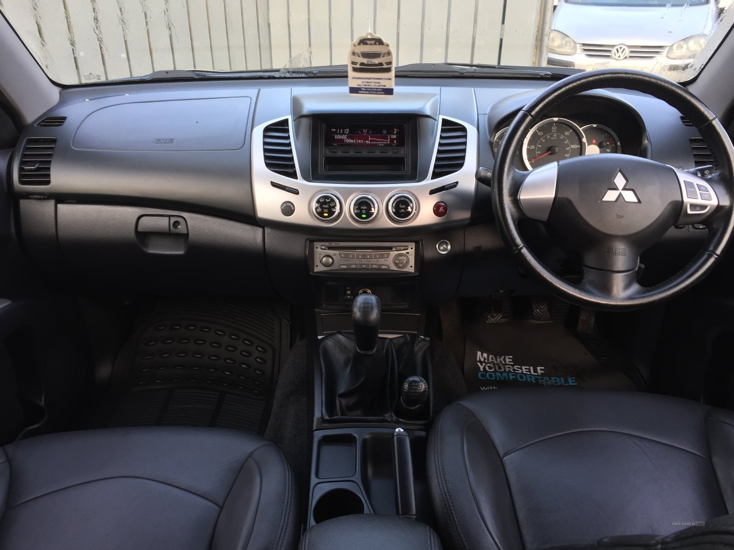 2015 Mitsubishi L200 Double  Cab  DI-D  Challenger  4WD Diesel Manual  – JF Car Sales Ballymoney full