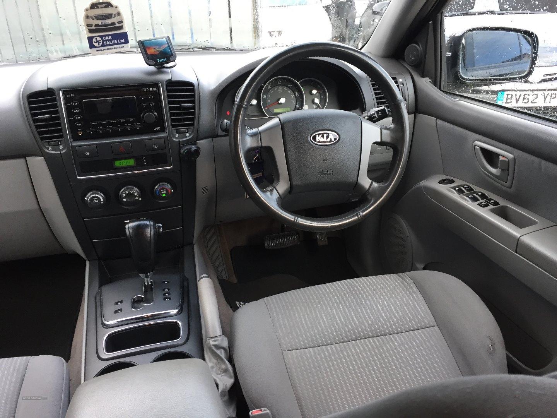 2008 Kia Sorento 2.5  CRDi  XE  5dr  Auto Diesel Automatic  – JF Car Sales Ballymoney full
