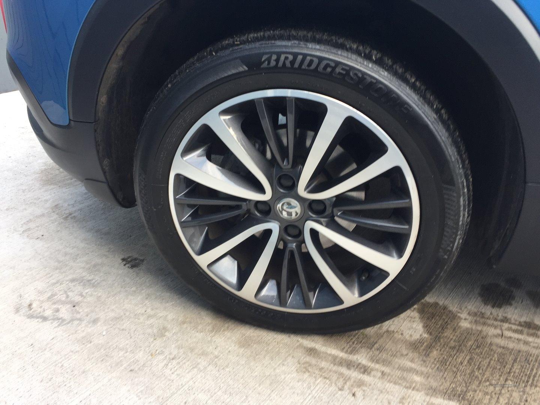 2019 Vauxhall Crossland X 1.2T  ecoTec  [110]  Elite  5dr  [6  Speed]  [S/S] Petrol Manual  – JF Car Sales Ballymoney full