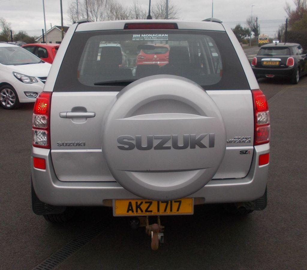 2009 Suzuki Grand Vitara 1.9 SZ4 DDIS Diesel Manual  – Jim Monaghan Car Sales Downpatrick full