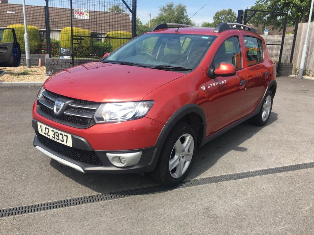 2013 Dacia Sandero 0.9 STEPWAY LAUREATE TCE Petrol Manual  – Jim Monaghan Car Sales Downpatrick