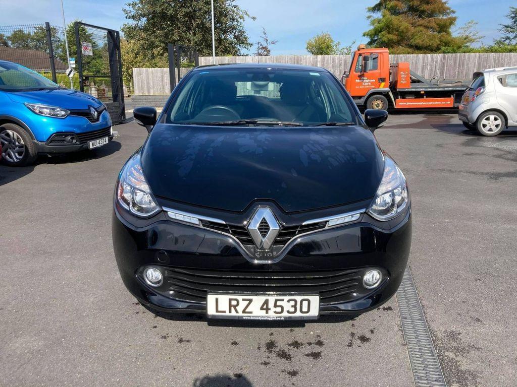 2016 Renault Clio 1.1 DYNAMIQUE NAV 16V Petrol Manual  – Jim Monaghan Car Sales Downpatrick full