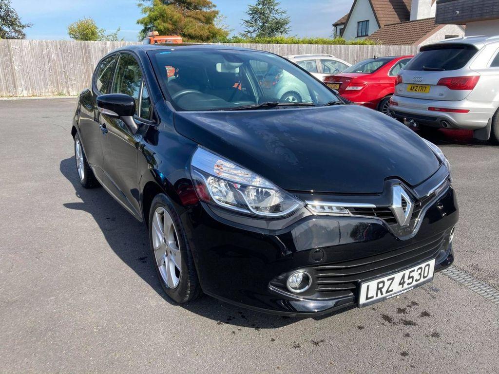 2016 Renault Clio 1.1 DYNAMIQUE NAV 16V Petrol Manual  – Jim Monaghan Car Sales Downpatrick