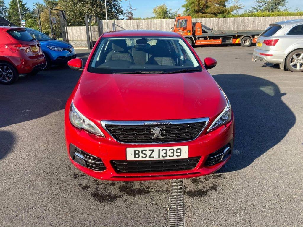 2017 Peugeot 308 1.2 PURETECH S/S ACTIVE Petrol Manual  – Jim Monaghan Car Sales Downpatrick full