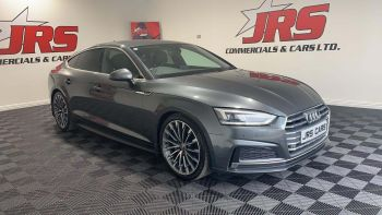 2017 AUDI A5 2.0 TDI ultra S line Sportback S Tronic (s/s) Diesel Automatic **Heated Front Seats** – J R S Commercials And Cars Dungannon
