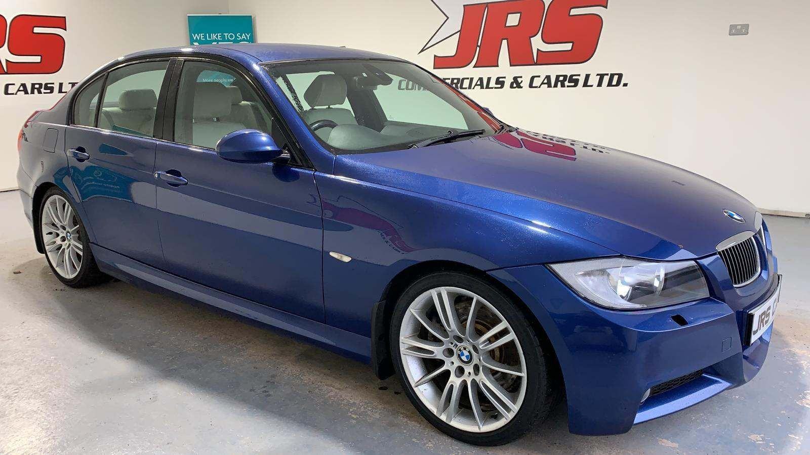 2007 BMW 3 Series 3.0 330d M Sport Diesel Automatic **Full Leather** – J R S Commercials And Cars Dungannon