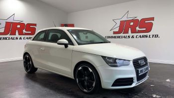 2011 AUDI A1 1.6 TDI SE Diesel Manual £0 Road Tax – J R S Commercials And Cars Dungannon