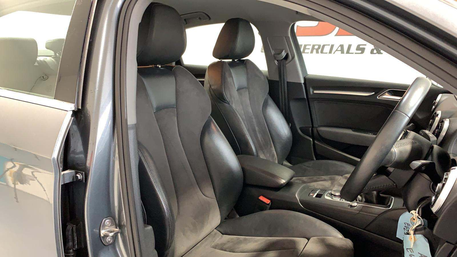 2017 AUDI A3 1.6 TDI Sport (s/s) Diesel Manual Sat Nav  £20 Road Tax 19″ Allo – J R S Commercials And Cars Dungannon full