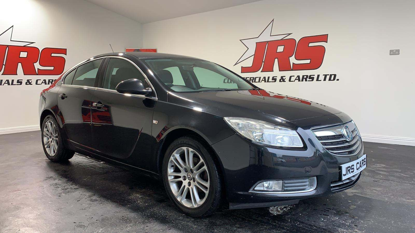 2011 VAUXHALL Insignia 2.0 CDTi 16v Exclusiv Diesel Manual *Heated Seats* – J R S Commercials And Cars Dungannon full