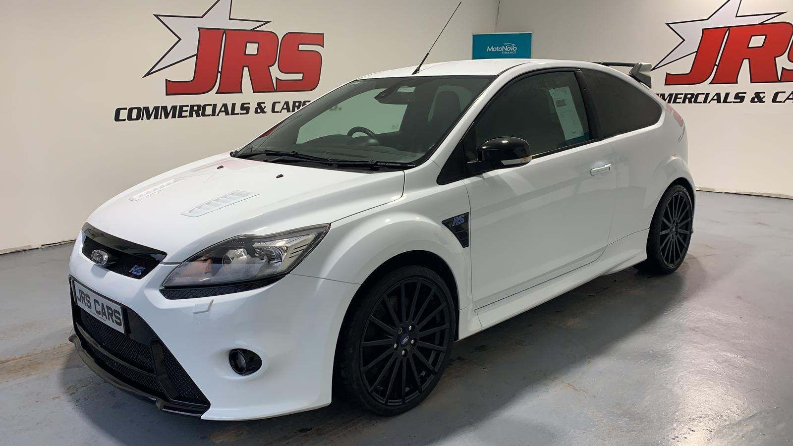 2010 FORD Focus 2.5 RS Petrol Manual *Lux Pack 2* – J R S Commercials And Cars Dungannon full