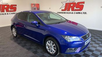 2017 SEAT Leon 1.6 TDI SE Technology (s/s) Diesel Manual *SAT NAV* – J R S Commercials And Cars Dungannon