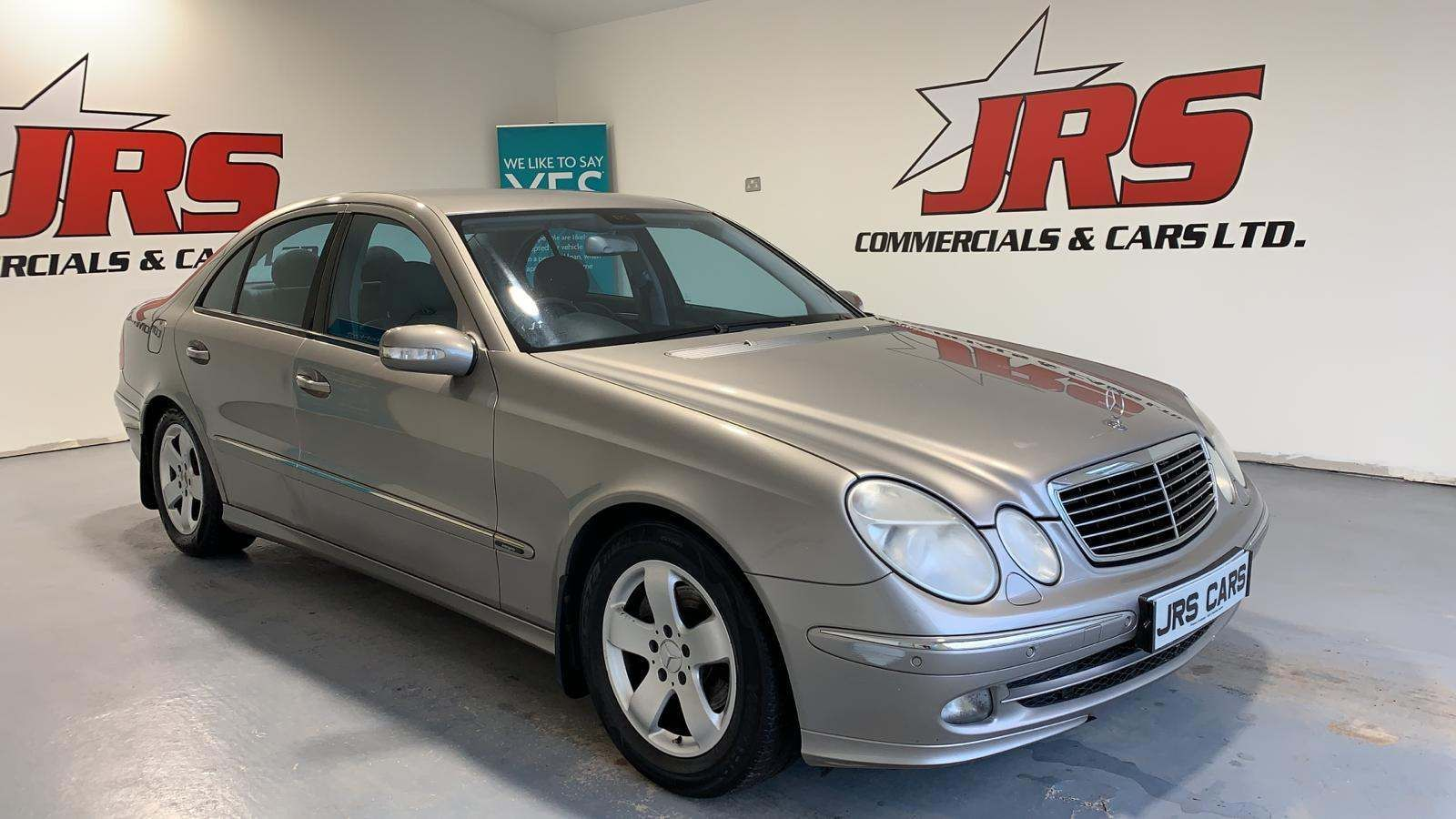 2005 MERCEDES BENZ E Class 2.1 E220 CDI Avantgarde Diesel Automatic  – J R S Commercials And Cars Dungannon