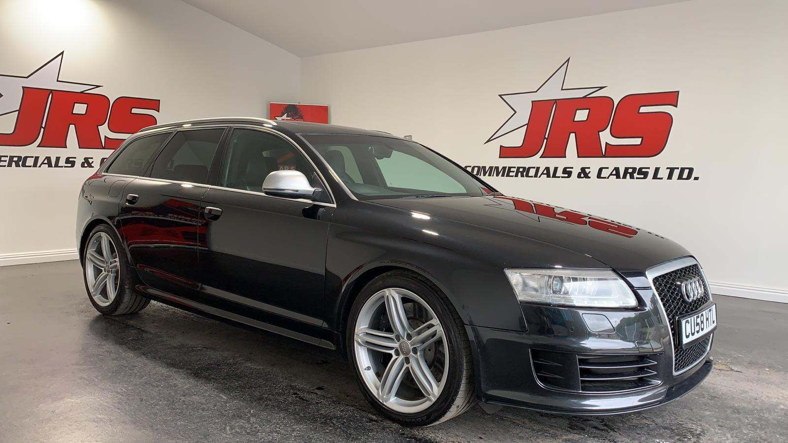 2009 AUDI RS6 Avant 5.0 TFSI V10 Tiptronic Petrol Automatic Sun Roof – J R S Commercials And Cars Dungannon full