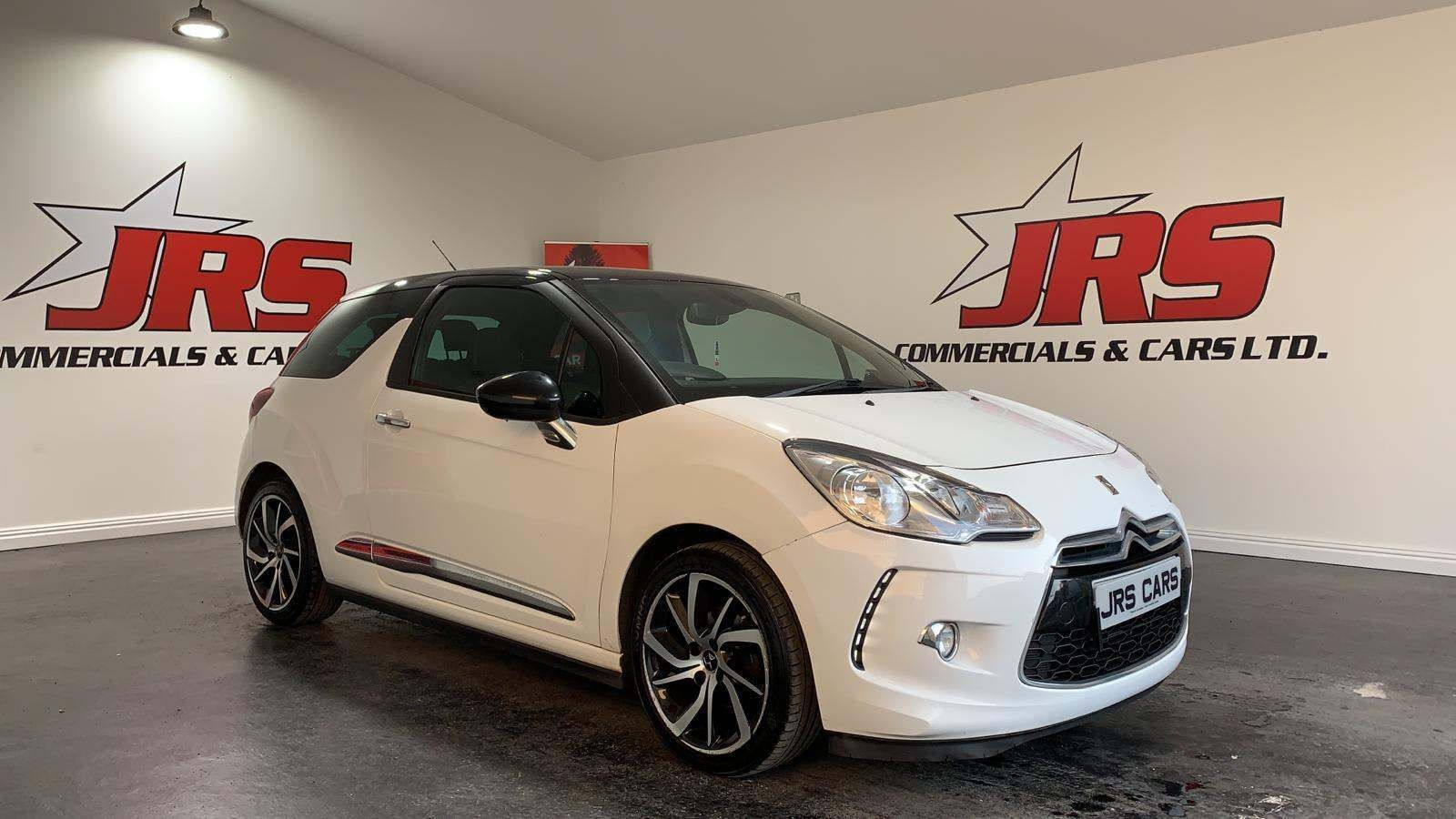 2015 CITROEN DS3 1.6 e-HDi Airdream DStyle Diesel Manual £0.00 Road Tax Per Year – J R S Commercials And Cars Dungannon full