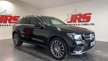 2017 MERCEDES BENZ GLC Class 2.1 GLC250d AMG Line G-Tronic 4MATIC (s/s) Diesel Automatic 20″ Alloys-Sat Nav-Rev Camera – J R S Commercials And Cars Dungannon