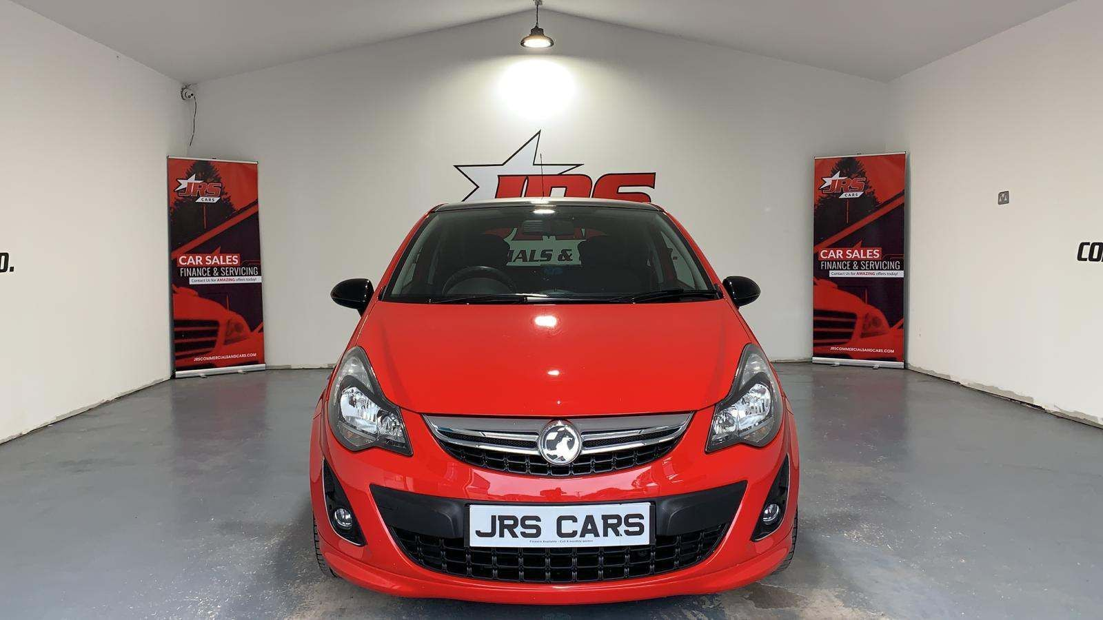 2014 VAUXHALL Corsa 1.3 CDTi ecoFLEX 16v Limited Edition  (a/c) Diesel Manual *£20 Tax– Insurance Group 5* – J R S Commercials And Cars Dungannon full