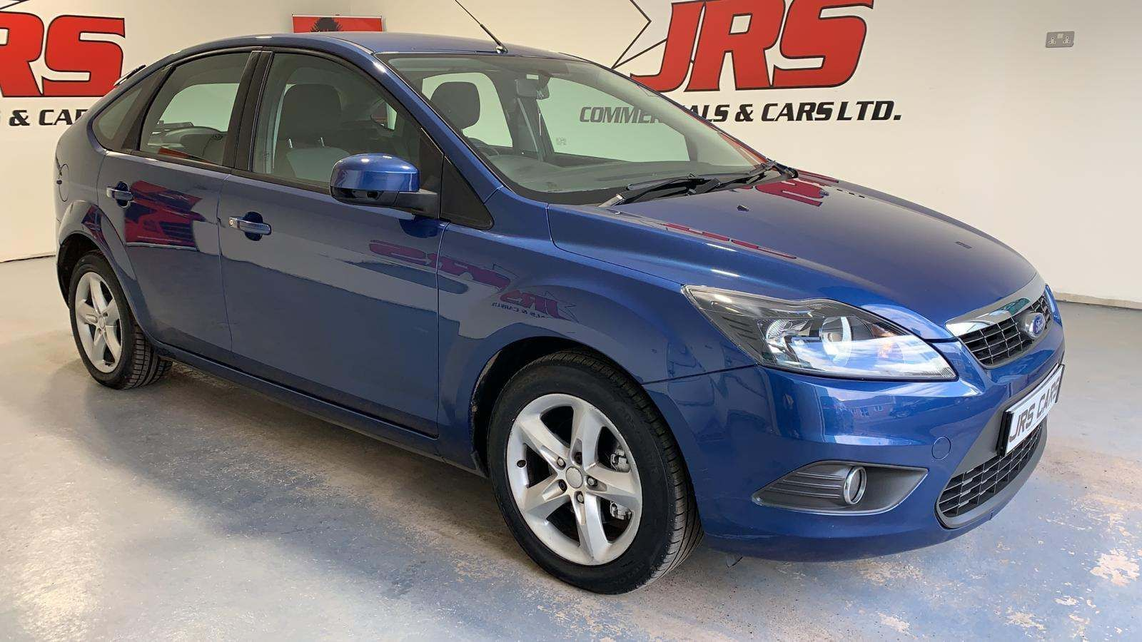 2010 FORD Focus 1.6 TDCi DPF Zetec Diesel Manual **£30 Road Tax** – J R S Commercials And Cars Dungannon