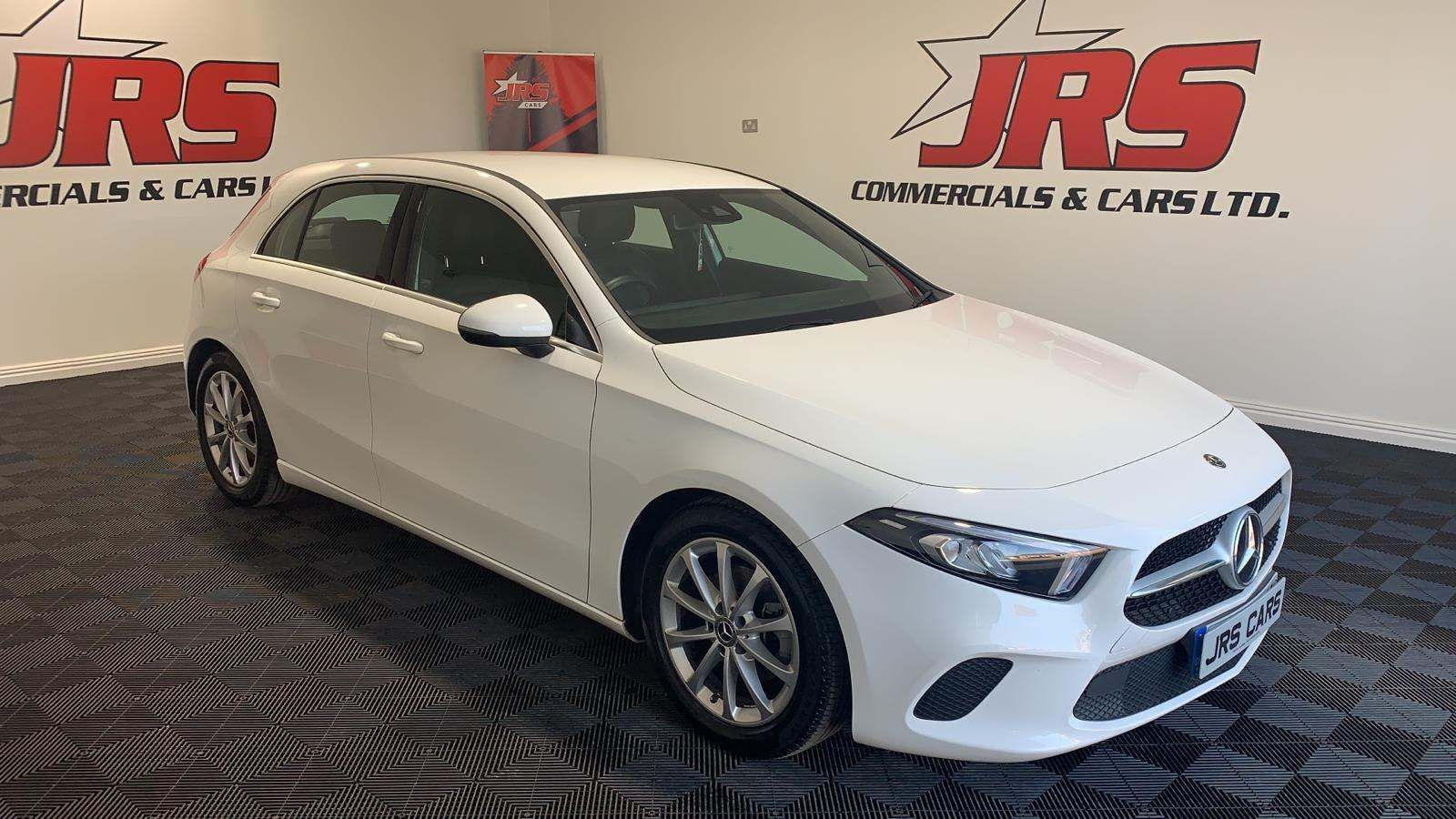 2018 MERCEDES BENZ A Class 1.5 A180d Sport 7G-DCT (s/s) Diesel Automatic *Reversing Camera* – J R S Commercials And Cars Dungannon full