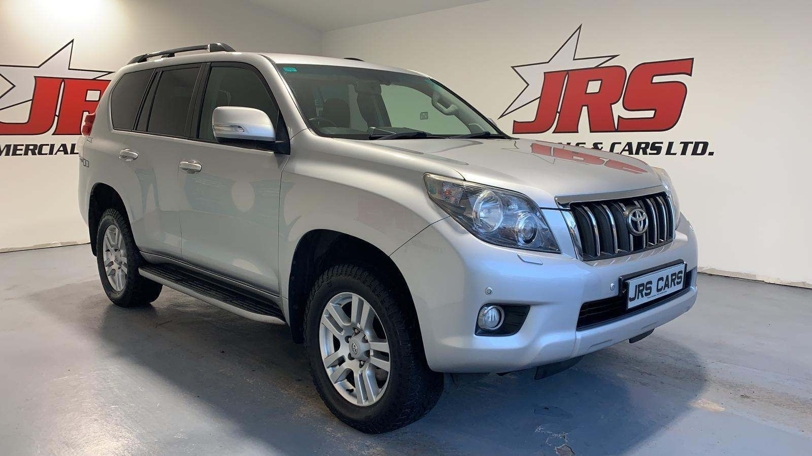 2010 TOYOTA Land Cruiser 3.0 D-4D LC4 Diesel Automatic 7 Seats-Tow Bar – J R S Commercials And Cars Dungannon full