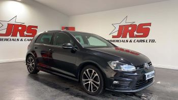 2016 VOLKSWAGEN Golf 2.0 TDI BlueMotion Tech R-Line Edition (s/s) Diesel Manual Sat Nav-£20 Per Year Road Tax – J R S Commercials And Cars Dungannon