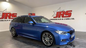 2014 BMW 3 Series 2.0 318d M Sport Touring (s/s) Diesel Manual Heated Seats-Xenons – J R S Commercials And Cars Dungannon