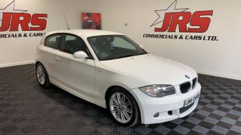 2009 BMW 1 Series 2.0 116d M Sport Diesel Manual *£30 Road Tax* – J R S Commercials And Cars Dungannon