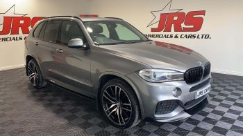 2015 BMW X5 3.0 30d M Sport Auto xDrive (s/s) Diesel Automatic **Pan Roof -Sat Nav** – J R S Commercials And Cars Dungannon