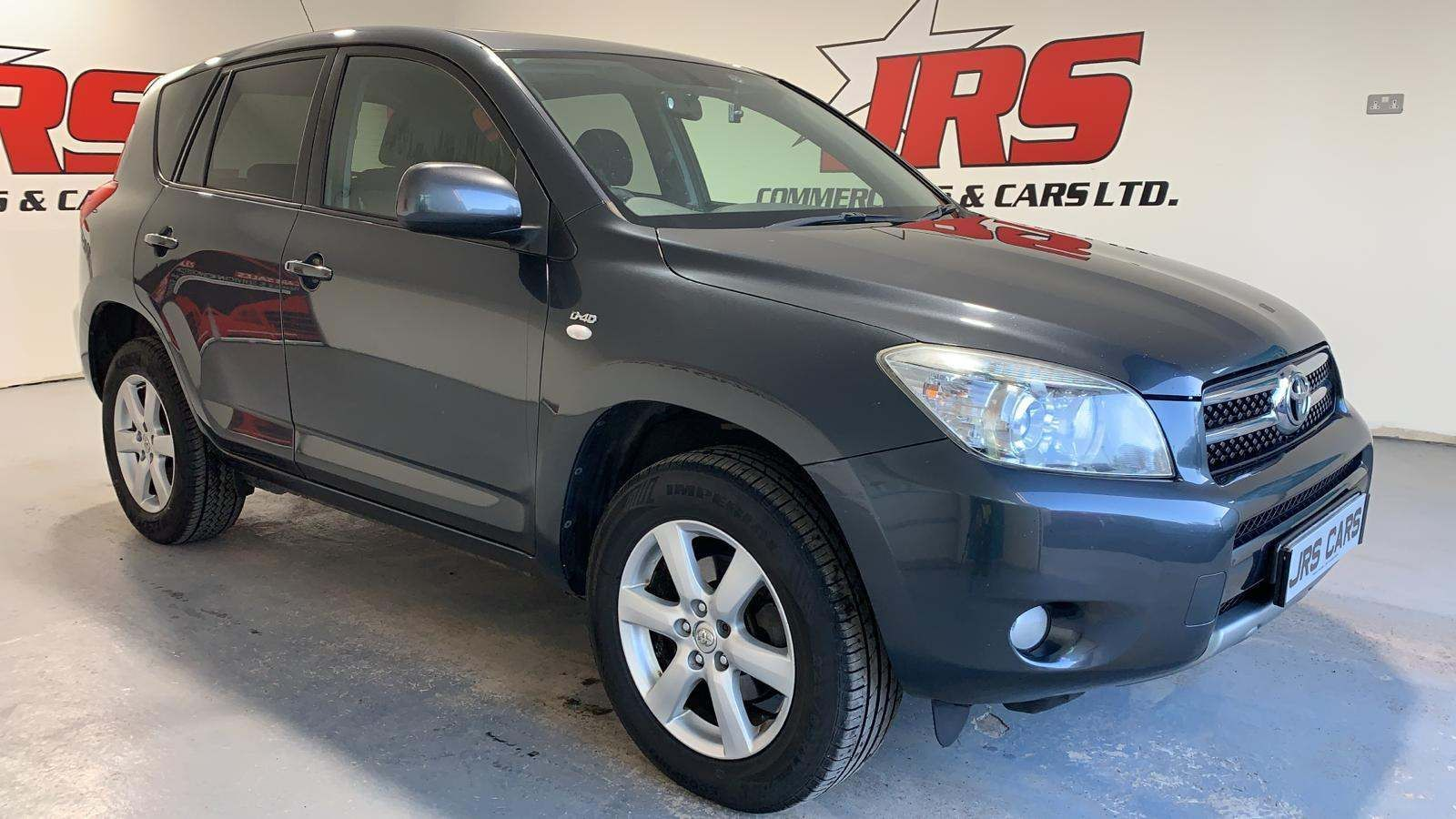 2008 TOYOTA RAV4 2.2 D-4D XT-R 4WD Diesel Manual  – J R S Commercials And Cars Dungannon