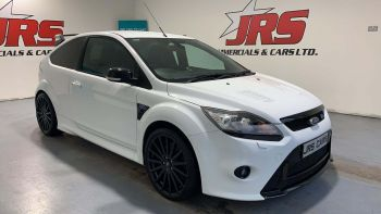 2010 FORD Focus 2.5 RS Petrol Manual **black RS Sports Seats** – J R S Commercials And Cars Dungannon