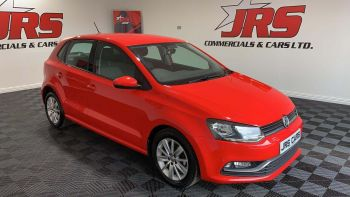 2015 VOLKSWAGEN Polo 1.4 TDI BlueMotion Tech SE (s/s) Diesel Manual *£0 Road Tax* – J R S Commercials And Cars Dungannon