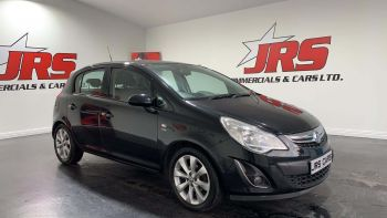 2012 VAUXHALL Corsa 1.3 CDTi ecoFLEX 16v Active  (a/c) Diesel Manual Half Leather Seats – J R S Commercials And Cars Dungannon