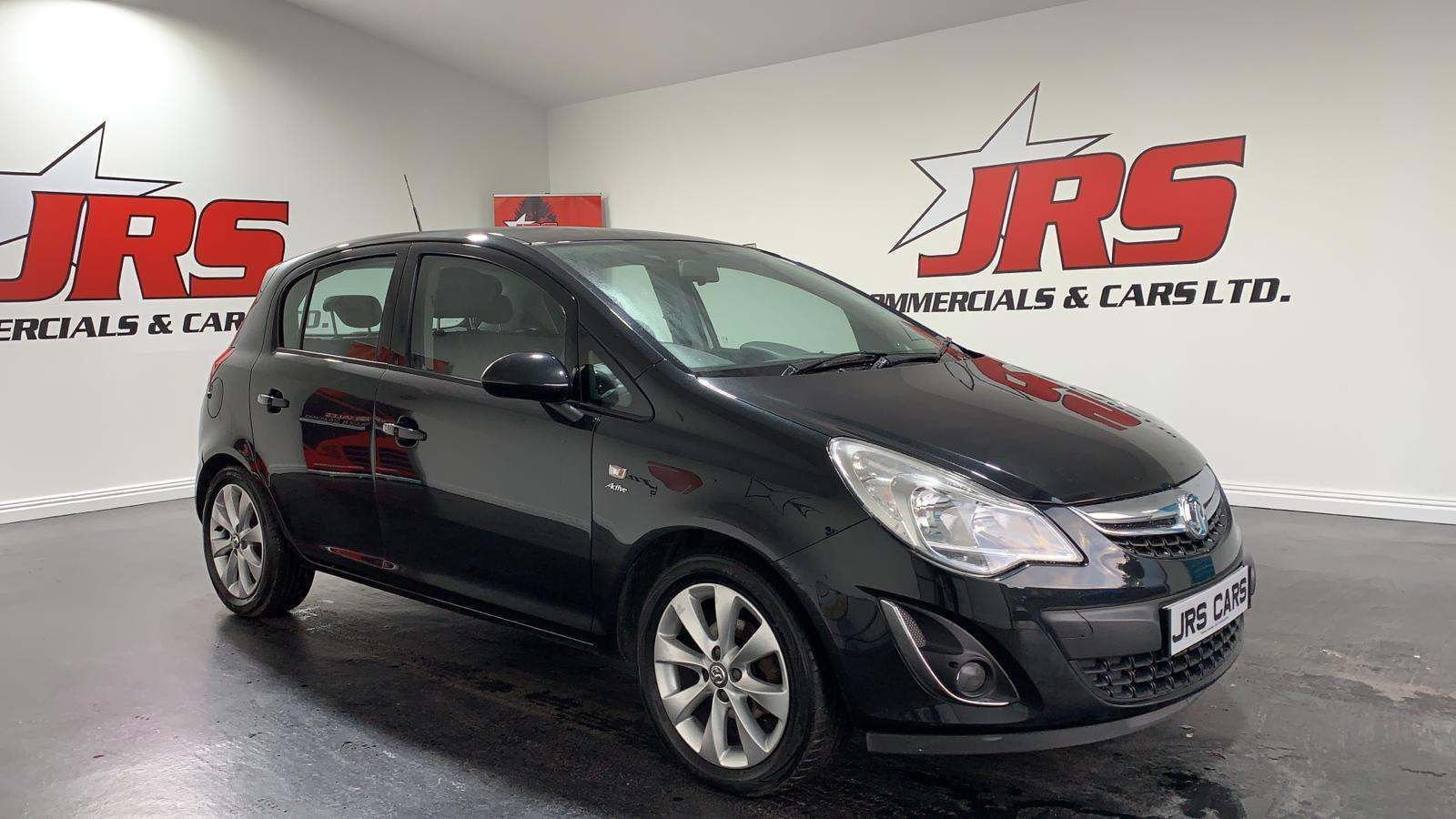 2012 VAUXHALL Corsa 1.3 CDTi ecoFLEX 16v Active  (a/c) Diesel Manual Half Leather Seats – J R S Commercials And Cars Dungannon full