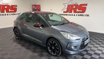 2011 CITROEN DS3 1.6 HDi DSport Diesel Manual *£20 Per Year Road Tax* – J R S Commercials And Cars Dungannon