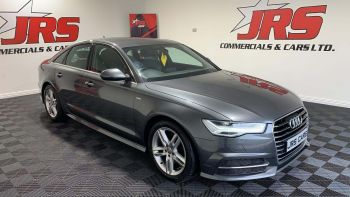 2016 AUDI A6 Saloon 2.0 TDI ultra S line S Tronic (s/s) Diesel Automatic *£20 ROAD TAX* – J R S Commercials And Cars Dungannon