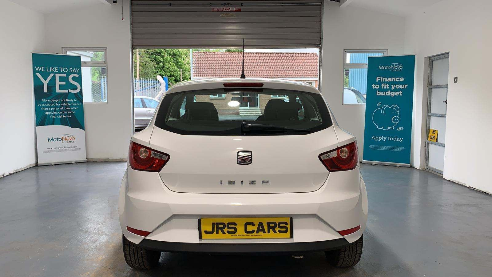 2013 SEAT Ibiza 1.2 S SportCoupe  (a/c) Petrol Manual 1 Owner – J R S Commercials And Cars Dungannon full